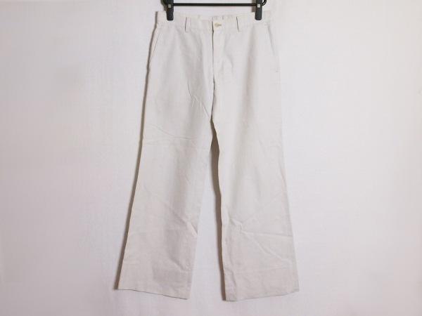 コムサメン パンツ サイズS メンズ美品  白