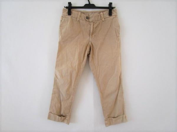 【中古】 ウエストウッドアウトフィッターズ Westwood Outfitters パンツ サイズS レディース ベージュ