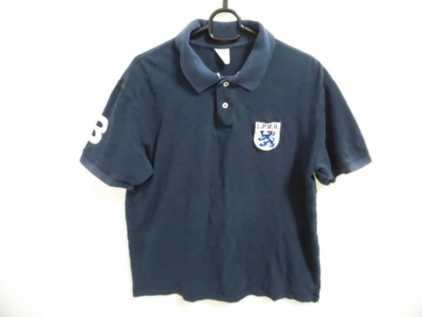 ループウィラー 半袖ポロシャツ サイズL