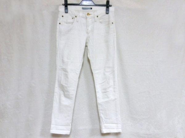 【中古】 ウエストウッドアウトフィッターズ Westwood Outfitters ジーンズ サイズS レディース 白