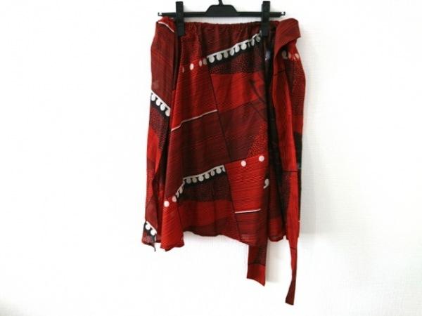 YOKANG(ヨーカン) 巻きスカート レディース