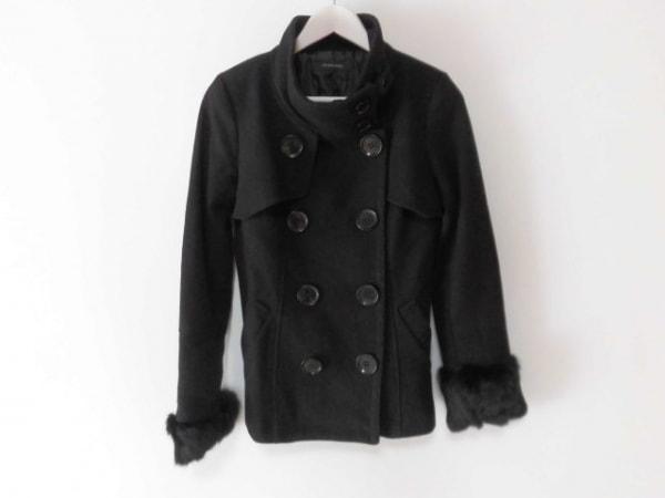 スパイラルガール コート サイズ2 M 黒