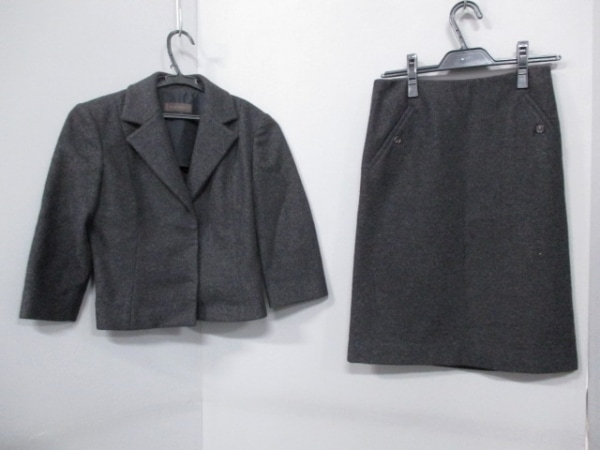ナルシソロドリゲス スカートスーツ サイズUSA4 S レディース美品  黒