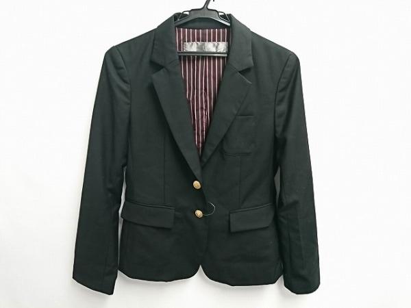 ビバユー ジャケット サイズ4 XL美品  黒