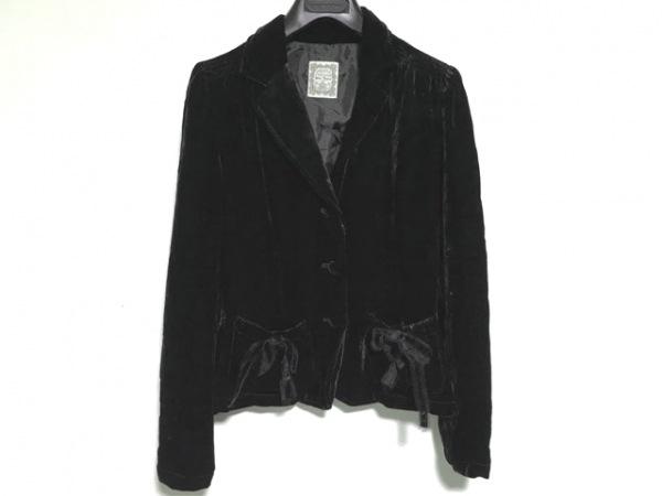 ポロジーンズ ジャケット サイズSMALL S 黒