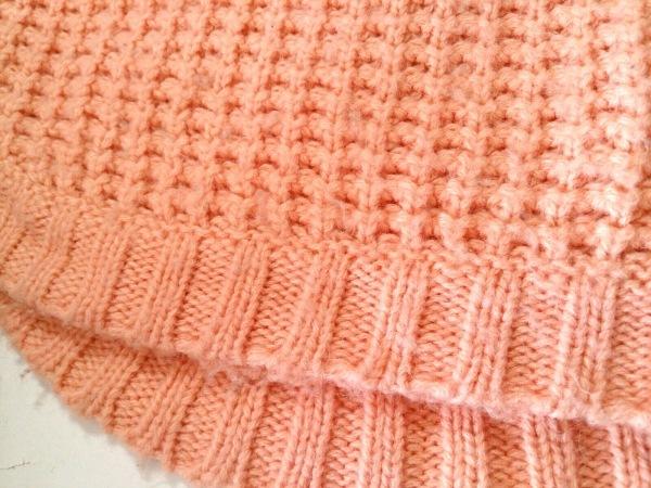 オペーク 長袖セーター サイズ38/M ピンク