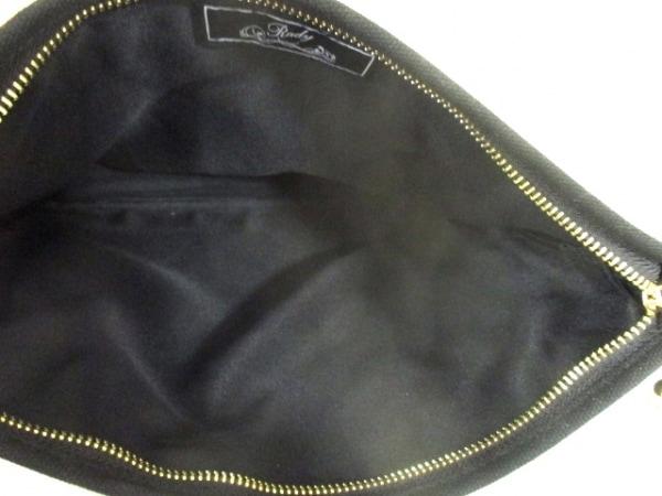 Rady(レディ) クラッチバッグ美品  黒×白