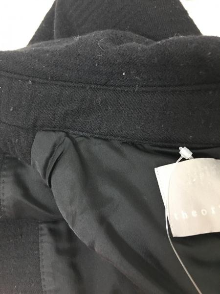 セオリーリュクス コート サイズ38 M 黒
