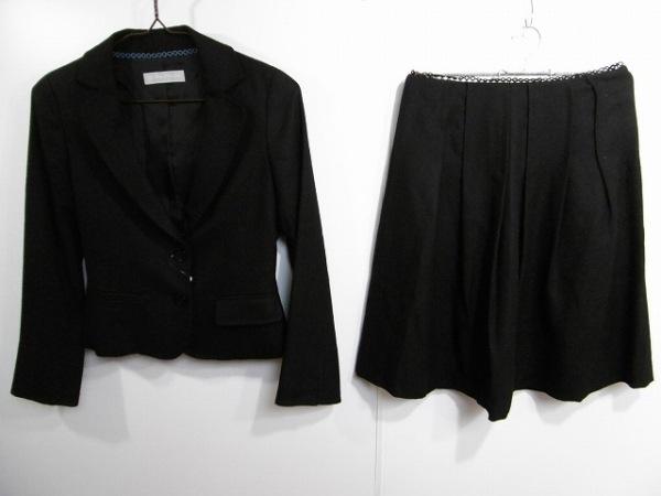 プリマアトリーチェ スカートスーツ 黒