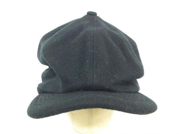 LOUNGELIZARD(ラウンジリザード) 帽子 黒