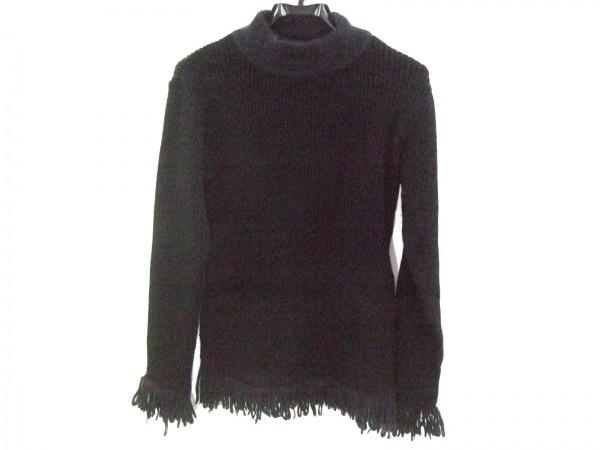 ゴルチエ 長袖セーター サイズ40 M 黒