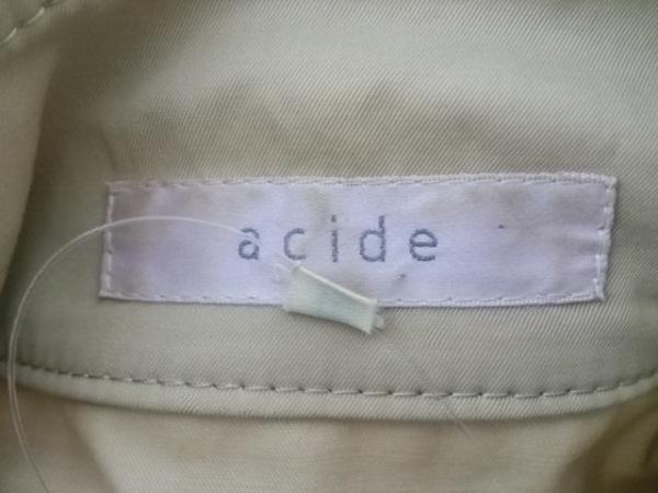 acide(アシッド) ブルゾン レディース