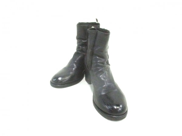 オフィチーネクリエイティブ ブーツ 35 黒