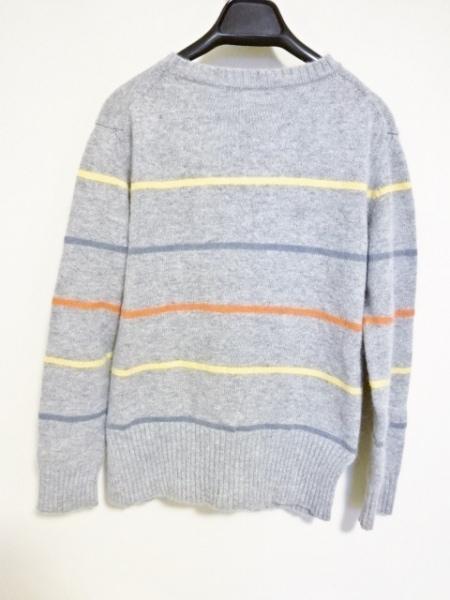 フィーニー 長袖セーター サイズF ボーダー