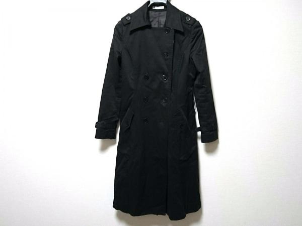 【中古】 バビロン BABYLONE コート レディース 黒 冬物