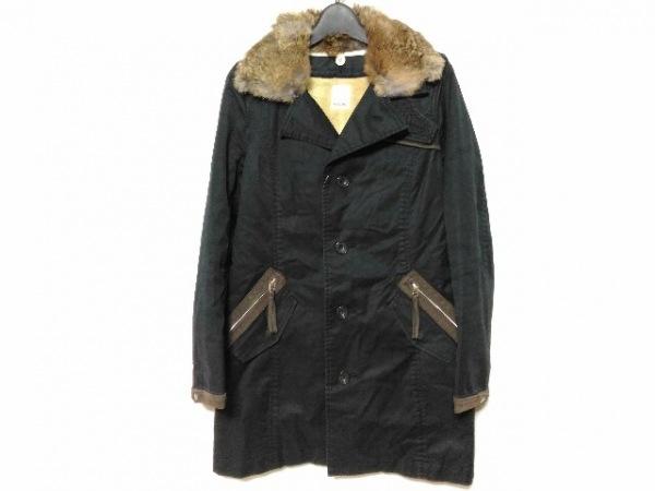 ノーワンエルス コート サイズ1 S美品  黒