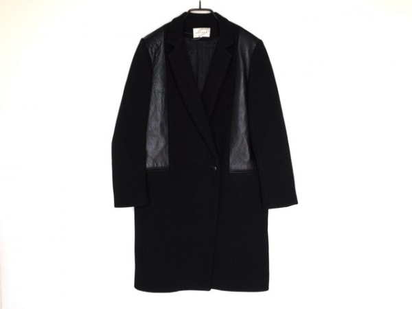 サンドロ コート サイズ38 M レディース 黒