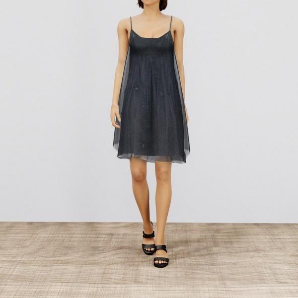 Bilitis(ビリティス) ドレス レディース 黒