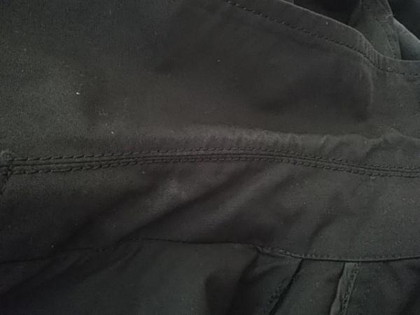コムサ トレンチコート サイズ9 M 黒