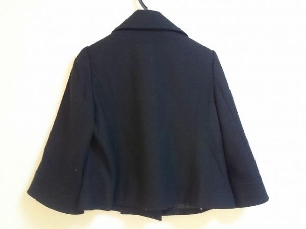 シェロー コート サイズ38 M レディース 黒