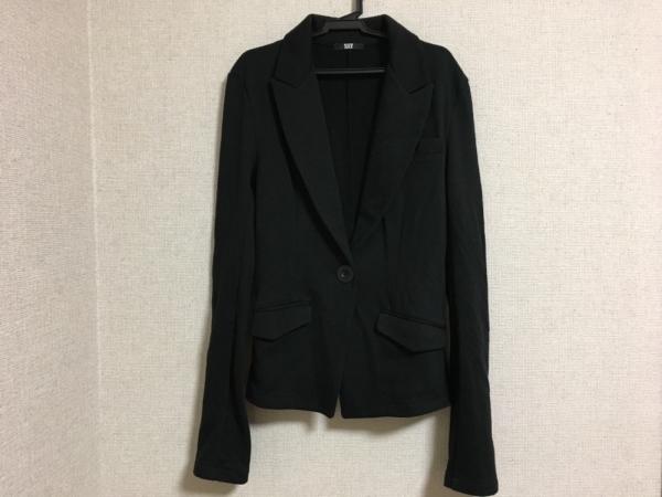 【中古】 スライ SLY ジャケット レディース 黒