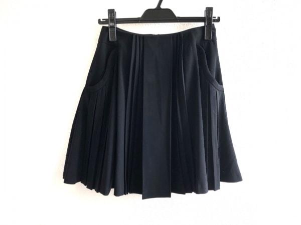 mame(マメ) スカート サイズ1 S レディース美品  MM14AW-SK028 黒