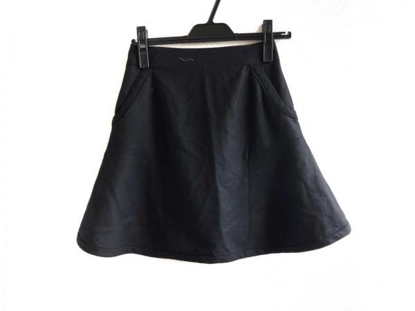 mame(マメ) スカート サイズ1 S レディース MM13AW-SK060 黒