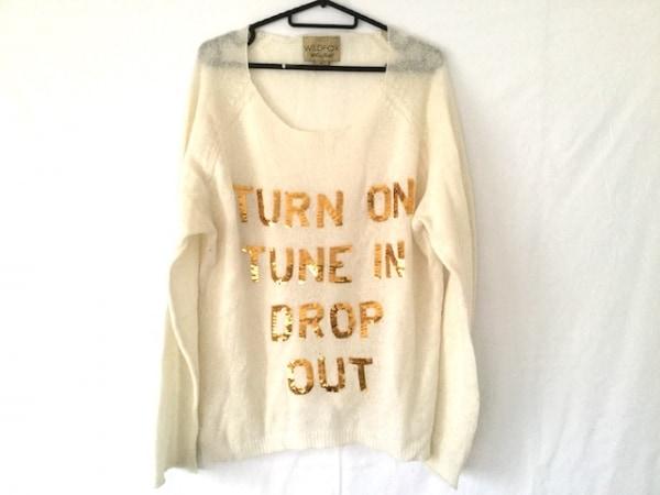 ワイルドフォックス 長袖セーター サイズS