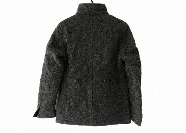 ハイダウェイニコル ブルゾン サイズ46 XL メンズ ダークグレー 冬物
