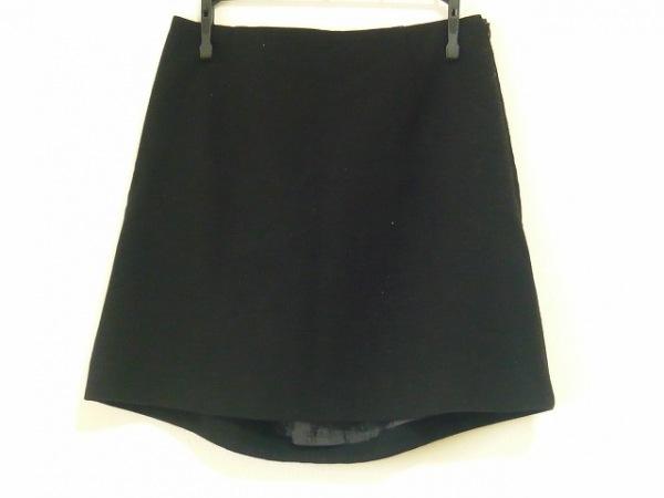 パンセ ミニスカート サイズ36 S 黒