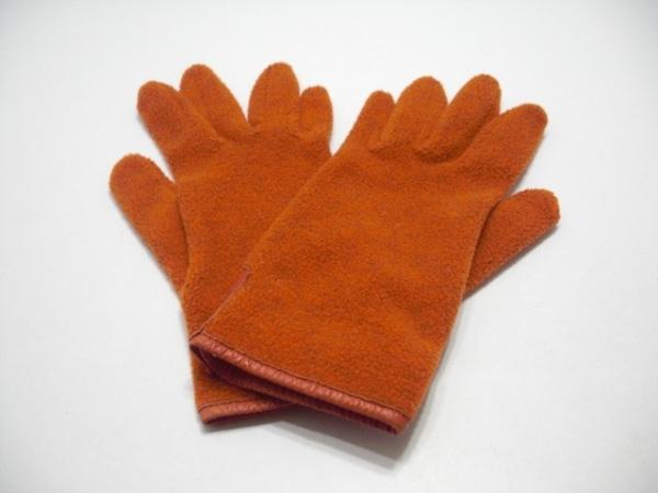 ALPO(アルポ) 手袋 レディース オレンジ