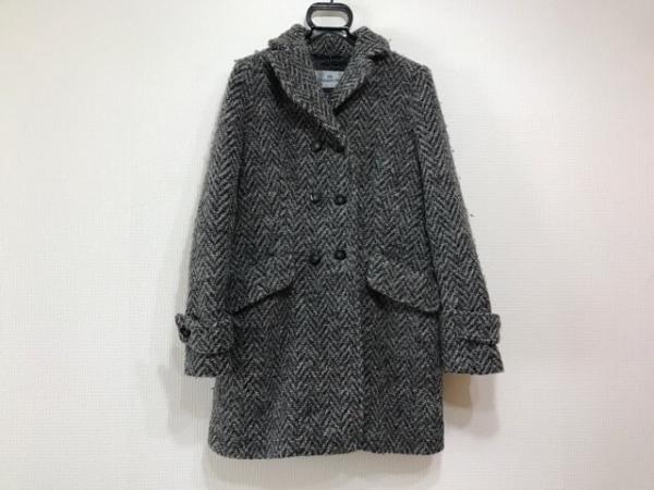 ビアッジョブルー コート サイズ2 M 冬物