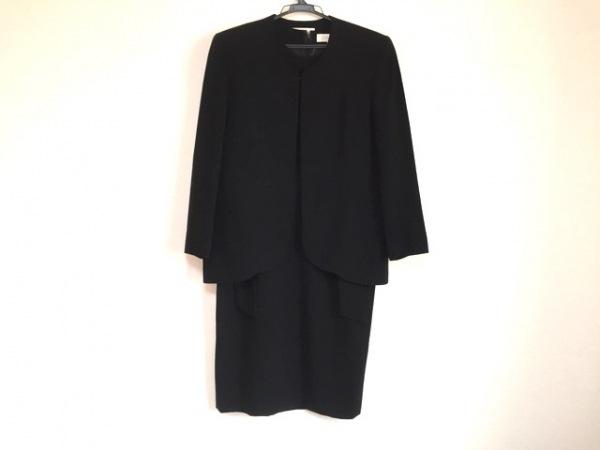 グリシン ワンピーススーツ サイズ9 M 黒