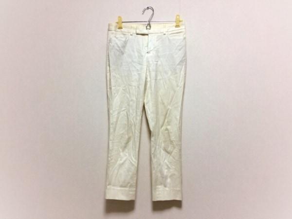 DES PRES(デプレ) パンツ サイズ0 XS レディース アイボリー 1