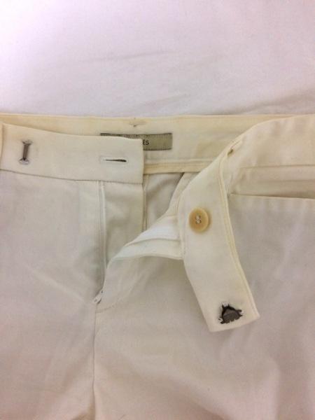 DES PRES(デプレ) パンツ サイズ0 XS レディース アイボリー 5