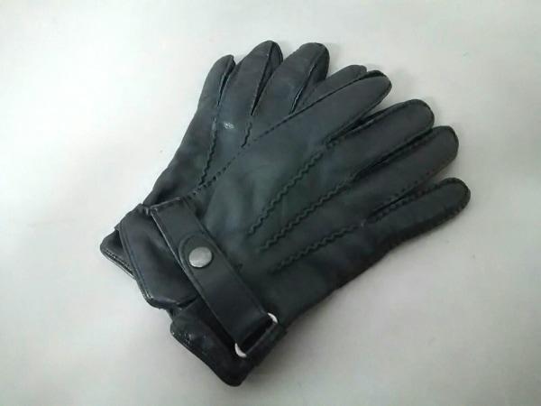 デミクラブ 手袋 8 レディース美品  黒