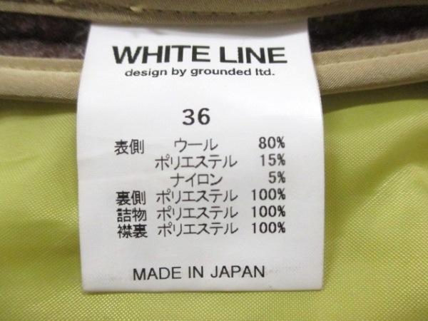 ホワイトライン ダウンベスト サイズ36 S