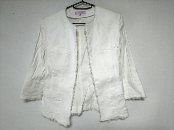 acide(アシッド) ジャケット サイズ38 M 白