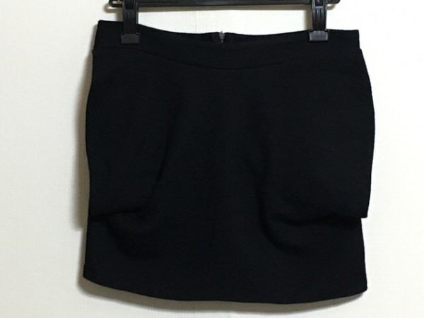 ベイシーク ミニスカート サイズ0 XS 黒