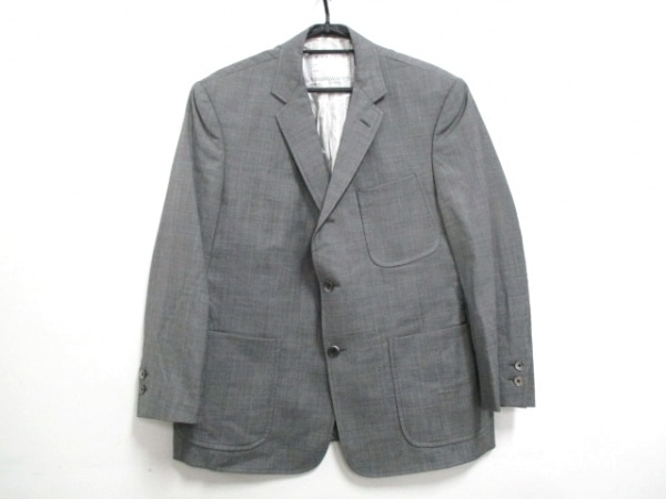 ブラックフリース バイ ブルックスブラザーズ ジャケット サイズBB3 メンズ グレー