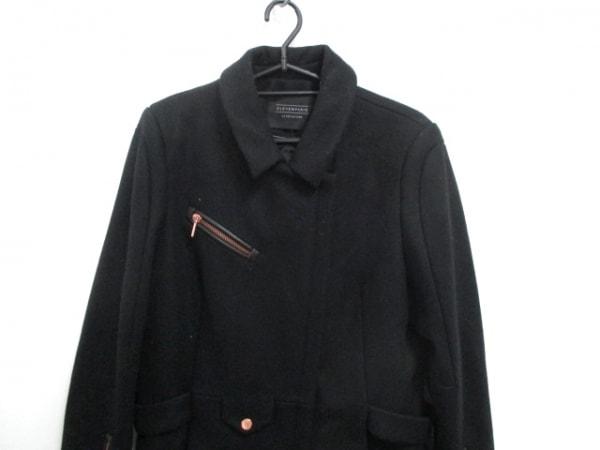 イレブンパリス コート サイズ40 M美品  黒