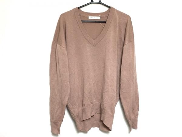 センスオブプレイス 長袖セーター メンズ