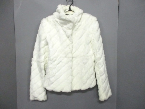 リトルニューヨーク コート サイズ4 XL 白