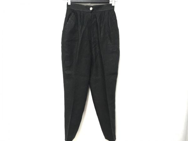デルフィーノ パンツ サイズ42 L 黒