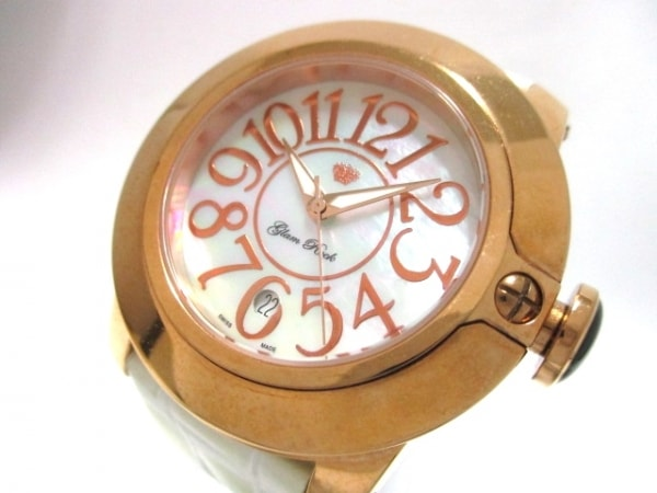 グラムロック 腕時計 - レディース