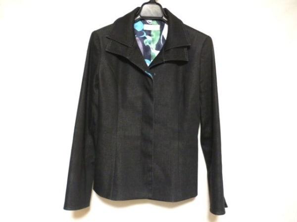 プチプードル ジャケット サイズ9 M 黒