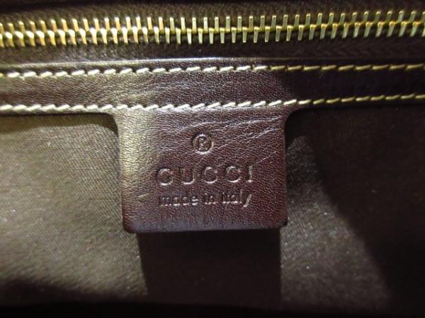 グッチ ショルダーバッグ美品  ダブルG/シェリー 170010 レザー 6