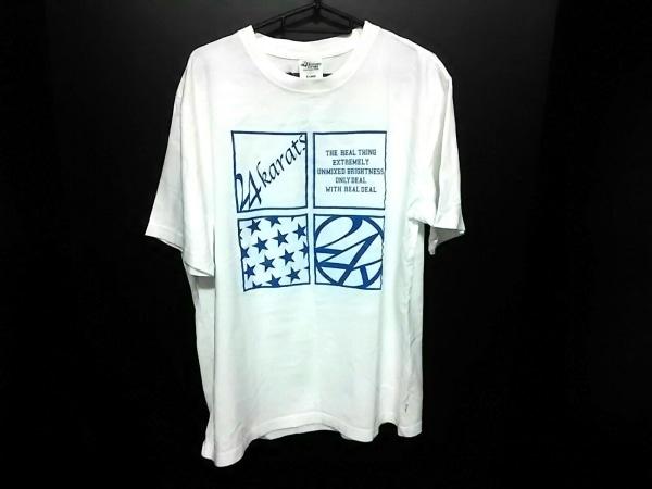24カラッツステイゴールド 半袖Tシャツ