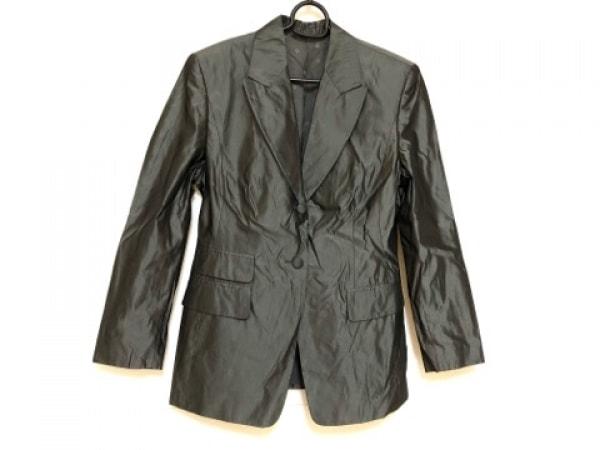 AIGNER(アイグナー) ジャケット サイズ38 M レディース美品  グレー