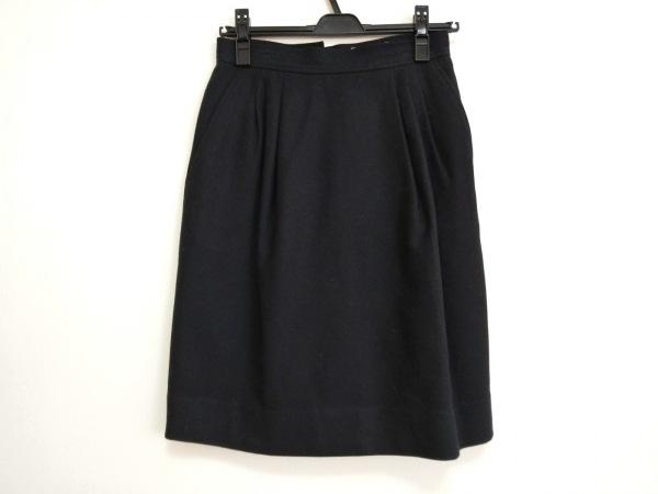 PICONE(ピッコーネ) スカート サイズ38 S レディース美品  ダークネイビー